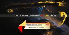 Unique Lower Third | VideoHive