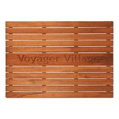 Add a custom touch to your teak mat with this Personalized Teak Mat. Burmese or Plantation Teak. Choice of type styles. Teak Shower Mat, Shower Mats, Luxury Bath, Gifts For Dad, Bath Mat, Cleaning, Bathroom, Big, Design