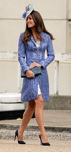 Daily Outfit Idea: Kate Middleton, the Queen of Coats (and Future Princess of Wales!) Shows Us How To Sport Statement Outerwear