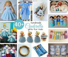 Handmade Cinderella Gifts for Kids