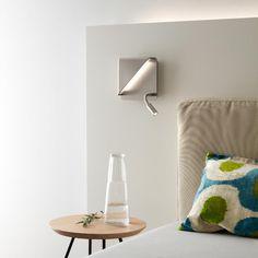 Carpyen Bag 1 Eckige LED Wand Leseleuchte