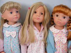Katie 2013, Luisa 2013, Sophie 2012