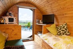 You never experienced glamping like this. The luxury camping phenomenon has taken the travel world by storm & these 14 tents, yurts, airstreams, campers...