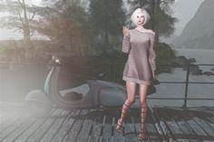 """Oversized Sweater"" by Kaithleen's @ Shiny Shabby"