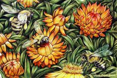 Draw, Illustration, Plants, Color, Illustrations, Drawings, Plant, Colour, Painting