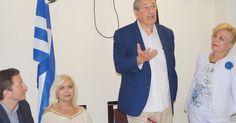 Klaus Müller : όπως λέμε ο ... άνθρωπός μας ! | Mε ιδιαίτερη συγκίνηση, η Διοίκηση και το Προσωπικό της Bergmann Kord, αποχαιρέτησαν τον Κύριο Klaus Müller και την αξιαγάπητη σύζυγο του, αναμένοντας μια εκ νέου συνάντηση! Special Events, Suit Jacket, Breast, Blazer, Suits, Coat, Jackets, Fashion, Down Jackets