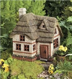 Two Story Fairy Garden Cottage