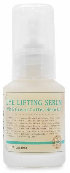 Eye Lifting Serum with Green Coffee Bean Oil *** For more information, visit image link. (This is an Amazon affiliate link)