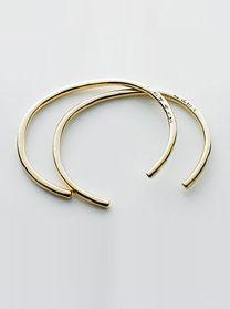 JENNIFER FISHER JEWELRY, cuff braceletes