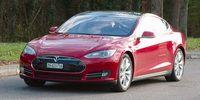 Au volant: Tesla Model S. Good Karma