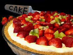 La cheesecake alla frutta è un'ottima torta fresca ideale per l'estate,ma non solo.Molto semplice da preparare e gustosa,non prevede l'utilizzo del forno...