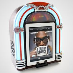 Jukebox for the iPad!
