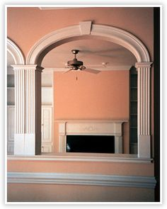 CBS 3 Arch Kit - CurveMakers Inc - CurveMakers Patented Arch Kits, Wood Arches, D-I-Y Arched Doorways and Openings, Interior Archways, DIY Arches, Curved Moulding and Trim
