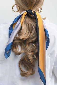 27 Scarf Hairstyles – Pretty Ways To Style Your Hair With A Scarf - Hair and Beauty eye makeup Ideas To Try - Nail Art Design Ideas Scarf Hairstyles, Pretty Hairstyles, Braided Hairstyles, Hairstyle Ideas, Braided Locs, Famous Hairstyles, Fashion Hairstyles, Hairstyles 2018, Hair Day