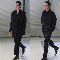 Lemaire - Fall 2017 Menswear