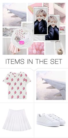 """""""Kawaii is my middle name"""" by cmarnoldrr ❤ liked on Polyvore featuring art"""