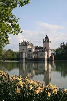 Anif castle near Salzburg, Austria (the original fortress was built in 1520)