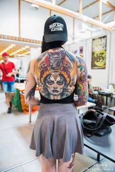 Pictures from the Tattoo Convention in Kraków 2016 | InkDoneRight  Tattoo Convention in Kraków 2016 Our polish friend Kamila Burzymowska visited the 2016 Tattoo Convention in Kraków and took some amazing pictures for you! Here are some of the over 500 pictures she made (the rest you can find in our Tattoo Convention Pinterest Album)! Don't forget to check out the other conventions she went and her amazing work! There …