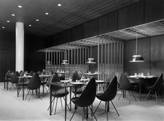 How Arne Jacobsen's Egg, Swan, and Drop Chairs Got Their Curves - SURFACE