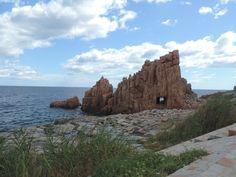 Der Osten Sardiniens in der Nähe von Arbatax.