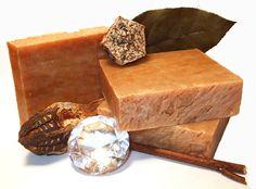 SANDALWOOD VANILLA Shea Butter & Olive Oil by OrchidBlueCosmetics, $4.00