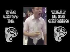 Which Song is This Drunken Wedding Guest Trying To Sing? - Cheezburger