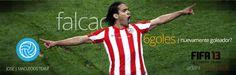 BANNER Falcao goleador