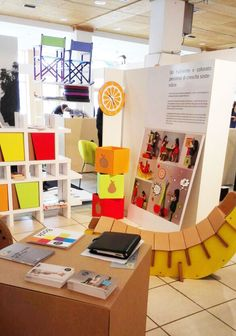 Open Design Italia 2015: a market-exhibition which focuses on self-produced and small series design. Eco & You exhibited products dedicated to children. All furniture were from Fruit-Juice line and were inspired by Fruit. This Eco & You collection wants to accompany children during their growth, on a sustainable and healthy path.