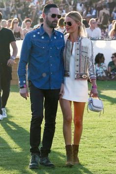Michael Polish at Coachella 2015