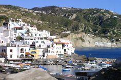 Il borgo di Sant'Angelo a Ischia