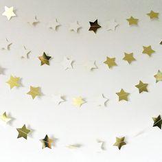 original_metalic-gold-star-paper-garland