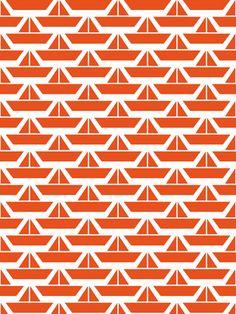Divis / non-woven wallpaper | LAVMI