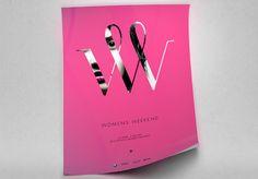Womens Weekend branding