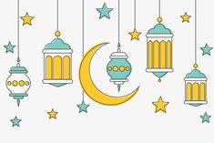 Linear decorative eid-al-fitr background Eid Mubarak Greeting Cards, Eid Cards, Eid Mubarak Greetings, Happy Eid Mubarak, Ramadan Activities, Ramadan Crafts, Ramadan Decorations, Happy Islamic New Year, Ramadan Poster