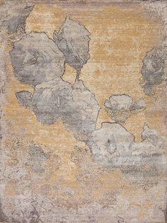 Sample - Manhattan Reserve Wool and Silk - 146933 MANHATTAN RESERVE WOOL & SILK SS-4 MULTI 9.1X12.0 - Samad - Hand Made Carpets