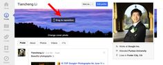 Google+ Update Improves Cover Photos