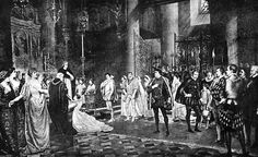 Much Ado About Nothing: Forbes-Robertson's painting: Lyceum Theatre, London, 1882.