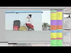 Photoshop Video Tutorial 01: dreamy effect… the video