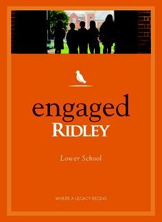 Ridley College Engaged Book. [Turnaround Marketing Communications]