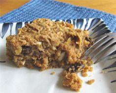 Lucky Comestible II (5): Apple-Quinoa Cake