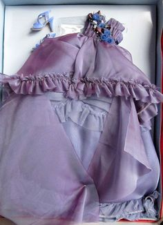 Offered for sale in a 10 day Ebay auction. Tonner Fanciful 16 In. Antoinette Body Fashion Doll Outfit Only, 2013 #TonnerDollCo #ClothingAccessories