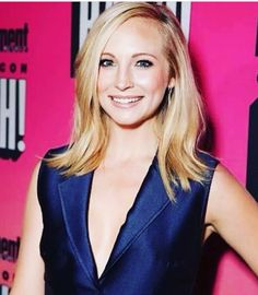 Candice at Comic Con 23/7/16