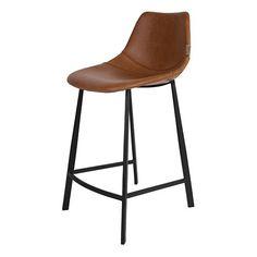 Dutchbone Franky counterstool online bij Loods 5 | Jouw stijl in huis meubels & woonaccessoires