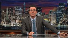 19 Times John Oliver Was The Hero We All Needed