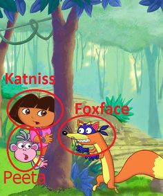 Play free online Dora the Explorer 2 Jigsaw Puzzle flash game, Puzzles flash games from Sooper Games. Dora the Explorer 2 jigsaw puzzle. 4 levels of difficulty. Hunger Games Humor, Hunger Games Trilogy, Dora The Explorer, Mockingjay, Book Fandoms, Funny Games, Cartoon Kids, I Fall In Love, Games To Play