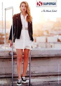Superga for The Blonde Salad: the second capsule collection | The Blonde Salad