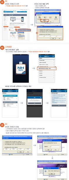 안드로이드 OS,아이폰 OS 인증서 가져오기 절차