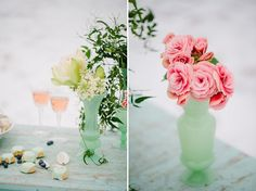 Mint & grey winter wedding inspiration | b.loved weddings | UK Wedding Blog | Wedding Design & Styling