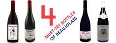 4 Real Beaujolais Wines To Drink On Thanksgiving, Not Beaujolais Nouveau!