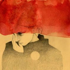 red thoughts